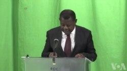 Kinshasa n'a pas apprécié la déclaration de François Hollande