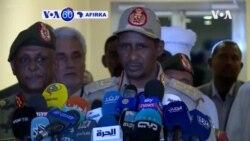 VOA60 AFIRKA:A Sudan, Sojojin Dake Jan Ragamar Mulkin Kasar Sun Cimma Wata Matsaya Da Masu Fafutukar Maida Kasar Bisa Tafarkin Demokaradiyya