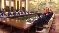 美國高官稱美中經貿磋商正以視訊方式進行進展良好 (粵語)