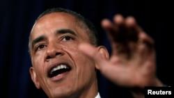 El presidente Barack Obama asegura que la Agencia de Seguridad Nacional no se enfoca en escuchar el contenido de las llamadas solo se centran en la metadata.