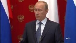 Putin Calls for Delay of Secession Referendum