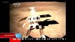 TQ ghi dấu vết lên vùng tối của mặt trăng