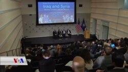 Konferansa Ser Pirsgirêkên li Îraq û Sûrîyê