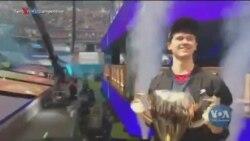 Студія Вашингтон.16-річний геймер виграв 3 млн доларів