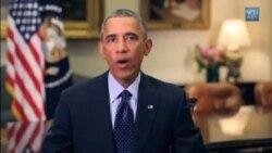 اوباما : آمریکا ائتلاف جهانی در جنگ علیه داعش را رهبری می کند