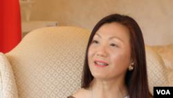 台湾驻美代表夫人宋小芬