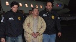 """""""El Chapo"""" pasaría el resto de sus días tras las rejas."""