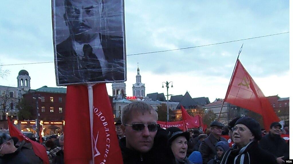 十月革命百年 审判列宁反人类罪没有期限