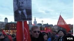 十月革命百年審判列寧反人類罪沒有期限