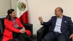 VOA: Informe de México