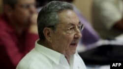 Президент Куби Рауль Кастро