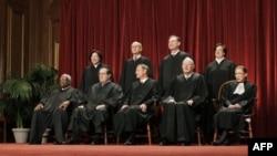 Колегія суддів Верховного суду США