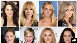 Brojne holivudske glumice iznele su tvrdnje da ih je Harvi Vajnstin seksualno zlostavljao tokom karijere.