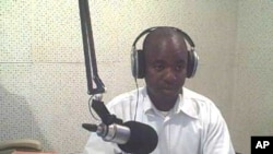 Malawi radio journalist