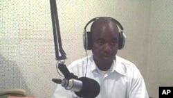 Malawi radio journalist