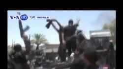 VOA60 Duniya: Iraqi, Yuni 30, 2014