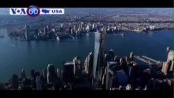 Trung tâm Thương mại Thế giới mới ở New York mở cửa hoạt động