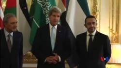 2014-06-27 美國之音視頻新聞: 克里赴沙特商討伊拉克危機問題