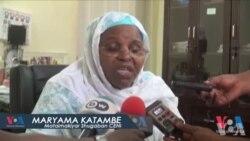 NIGER: Tun bayan Kauracewa Harakokin Zabe da 'Yan Adawar Nijar Suka yi Hukumar Zabe mai Zaman Kanta ta Mayar da Martani, Maris 10, 2016
