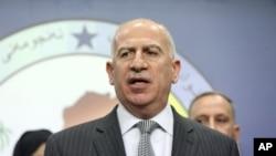اسامه النجیفی، معاون ریاست جمهوری عراق