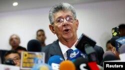 El presidente de la Asamblea Nacional de Venezuela, Henry Ramos Allup, exige investigar irregularidades del Tribunal Supremo de Justicia.