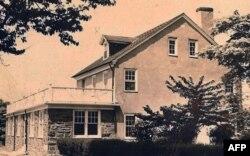 Приміщення монастиря у 1926-му році