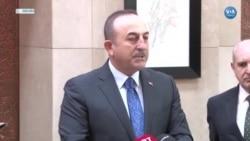 Çavuşoğlu: 'Suriye'de Rejim Askeri Çözüme İnanıyor'