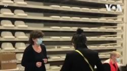 法国周一起将解封 当局向民众派发免费口罩