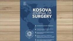 Një revistë për kirurgjinë në Kosovë