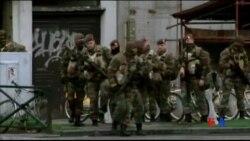 2015-11-21 美國之音視頻新聞: 布魯塞爾提升恐怖襲擊戒備至最高級別