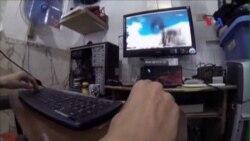 Thanh niên Cuba khao khát kết nối Internet