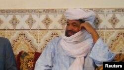 Thủ lĩnh Ansar Dine, Iyad Ag Ghali.