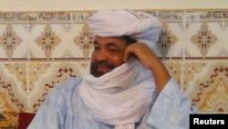 Iyad Ag Ghali, Kidal, Mali, le 7 août 2012,