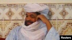 Iyad Ag Ghali, Kidal, 7 aout 2012