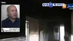 Manchetes Africanas 24 Setembro 2019: Bébés morrem em incêndio na Argélia
