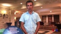 """Huquq faollari O'zbekistonda hali ham """"xalq dushmani""""mi?"""
