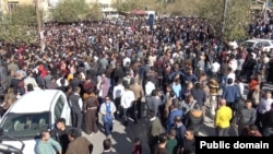 Protest in Sulaymani - Jiyar