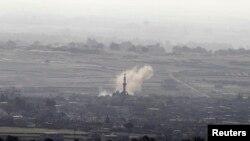 Serangan udara Israel di Suriah baru-baru ini memicu berbagai reaksi dunia (Foto: dok).