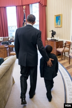 Would this be me? (Photo: White House)