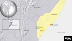 Jilib, Somalia