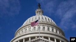 FILE - U.S. Capitol in Washington.