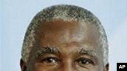 南非前总统姆贝基