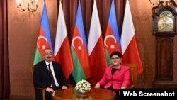 İlham Əliyev: Polşa-Azərbaycan əlaqələrinin növbəti dövrü başlayır