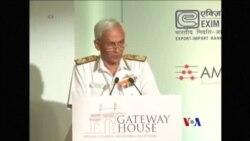 印度海軍司令談海洋安全挑戰 (粵語)