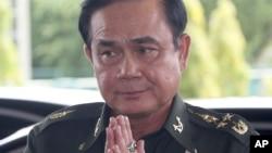 泰国陆军司令巴育。