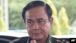 ထိုင္းကာကြယ္ေရးဦးစီးခ်ဳပ္ ဗိုလ္ခ်ဳပ္ႀကီး Prayuth Chan-Ocha