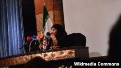 Amerika doğumlu İranlı Tv sunucusu ve belgesel yapımcısı Merziye Haşimi, Amerika'da Pazar gününden bu yana gözaltında