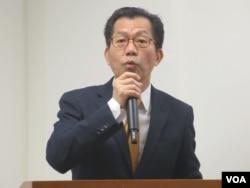 台湾环保署长李应元