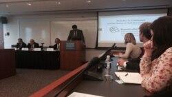 Uzbek Mahalla - Discussion @George Washington University 5-29-14