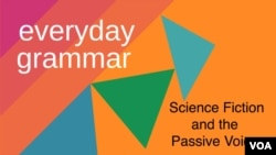 everyday grammar science fiction
